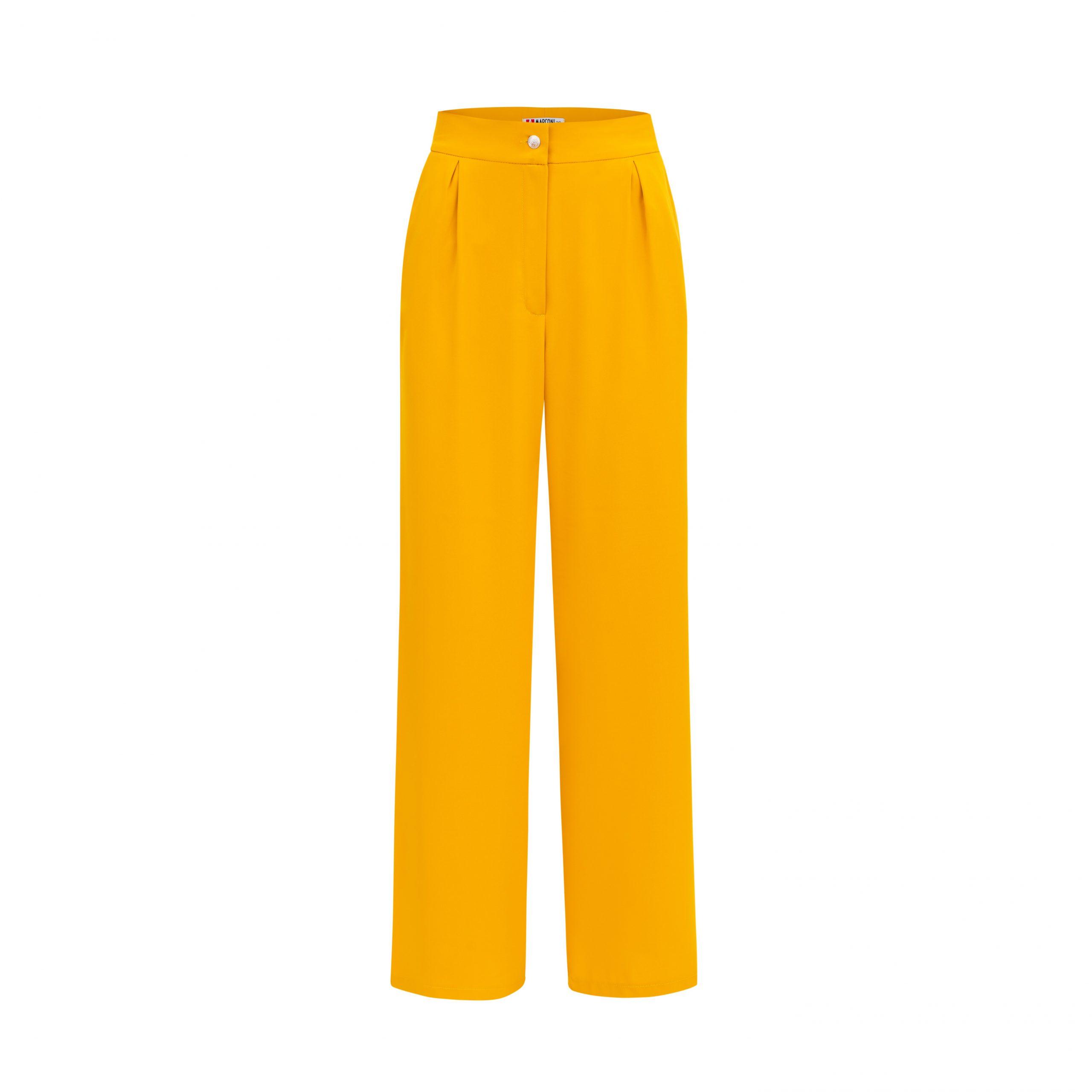 Garnitur -żółty